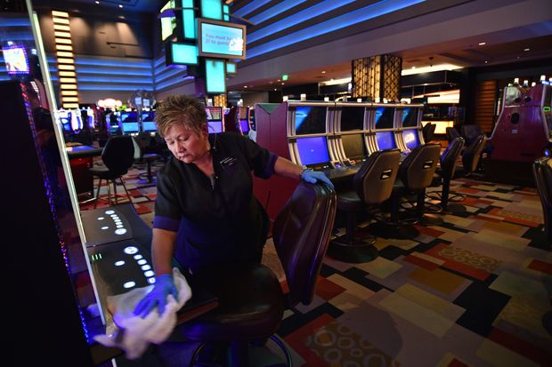 Online Casino Experiment We can All Study From